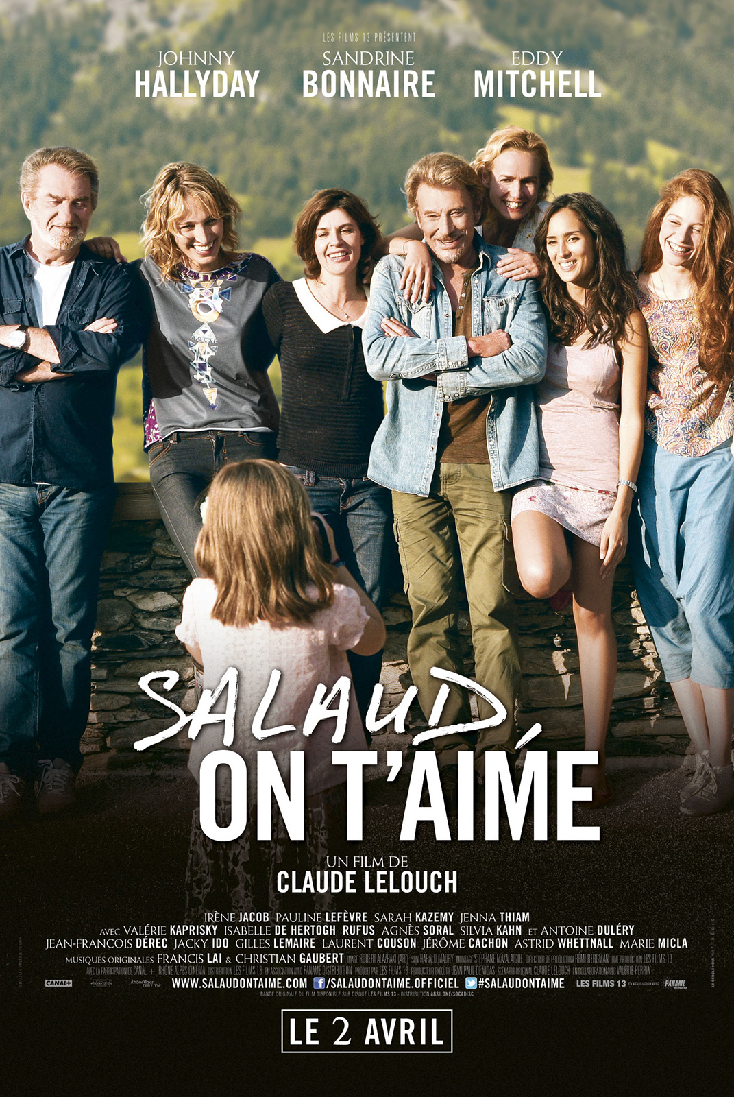 """Salaud on t'aime"""
